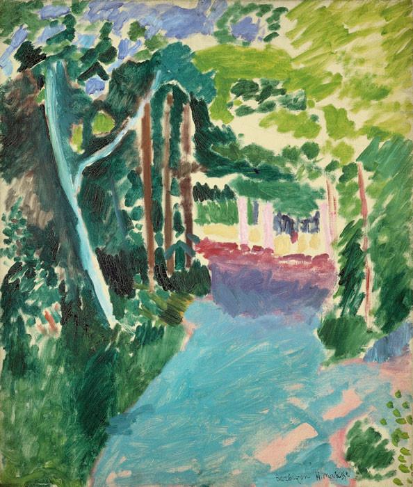 Henri Matisse: Barbizon