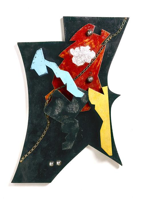 Christian Schad: Composition en M