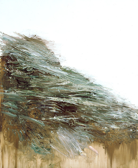 Cy Twombly: Goethe in Italy, Scene I