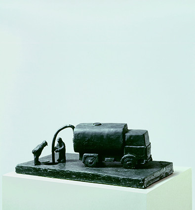 Peter Fischli / David Weiss: Kanalreiniger