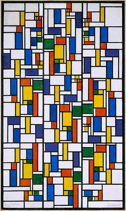 Theo van Doesburg: Komposition V