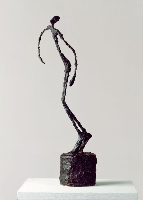 Alberto Giacometti: L'homme qui chavire