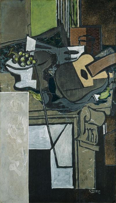 Georges Braque: La cheminée