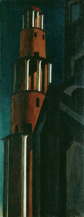 Giorgio De Chirico: La Torre