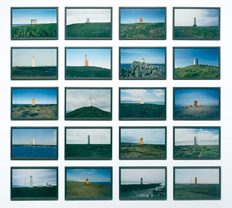 Olafur Eliasson: Leuchtturm-Serie