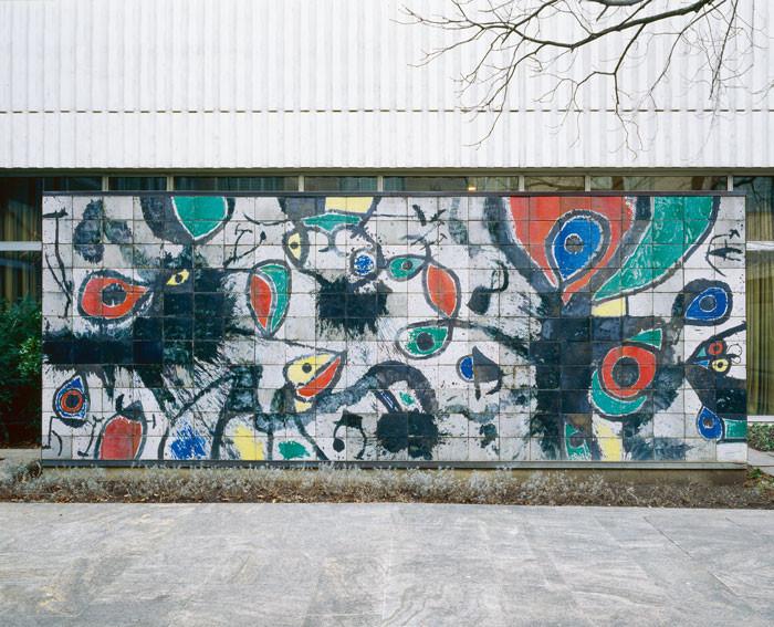 Joan Miró: Oiseaux qui s'envolent