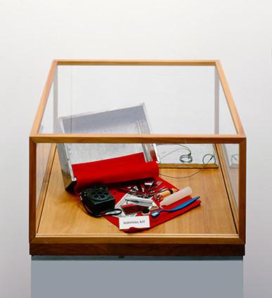 Chris Burden: Survival Kit