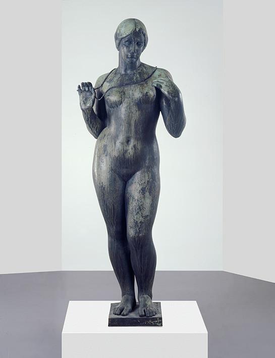 Aristide Maillol: Venus mit der Halskette